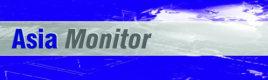 Asia Monitor